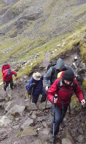 Hike Kerry mountains